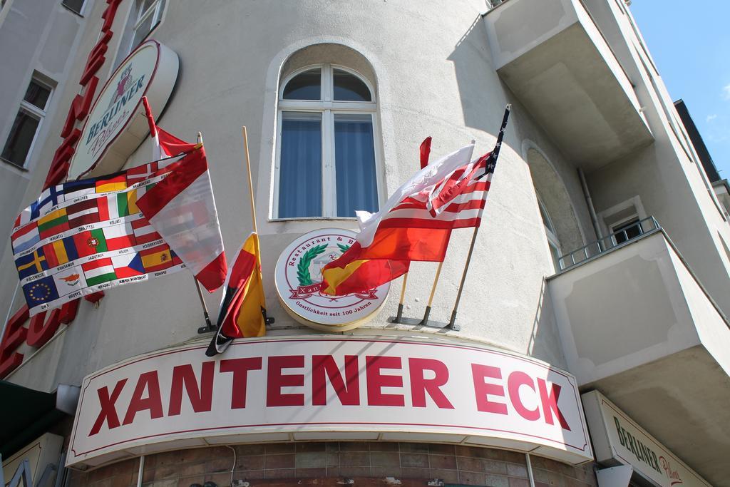 Berlin - Hotel Xantener Eck
